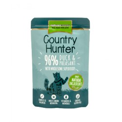 Country Hunter pouch kat eend & fazant