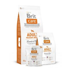 Brit Care lam adult medium